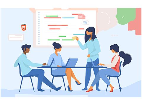 Hire HTML5 Dedicated Team